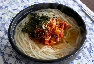Anchovy Noodle