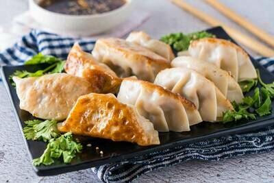 Fried Dumplings 10Pcs