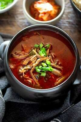 Hot&Spicy Beef Soup