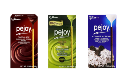 Glico Pejoy Filled Chocolate Biscuit Sticks