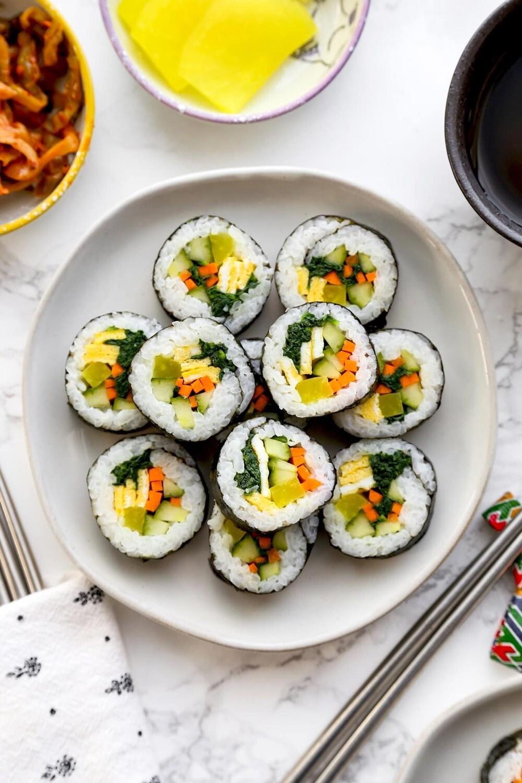 Kimbap (1 Roll)