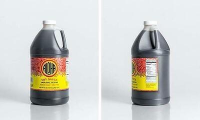 Aloha Soy Sauce Original Blend (64 Fl. Oz)