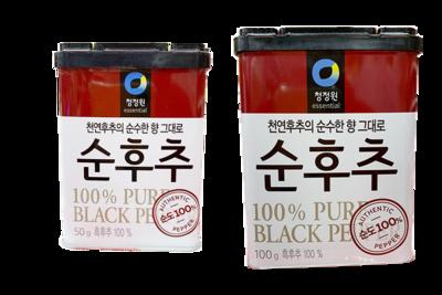 Chungjungone Black Pepper Powder