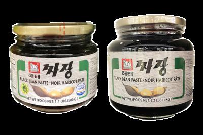 HaeTae Black Bean Paste