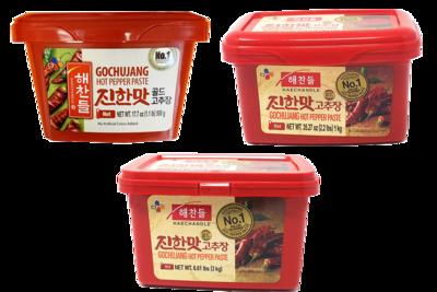 CJ Gochujang Hot Pepper Paste Hot
