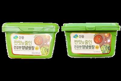 SinSong Seasoned Soybean Paste