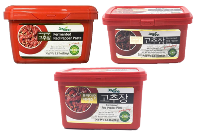 Jayone Fermented Red Pepper Paste