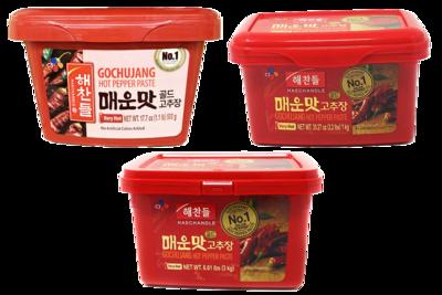 CJ Gochujang Hot Pepper Paste Very Hot