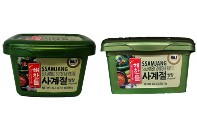 CJ Ssamjang Seasoned Soybean Paste