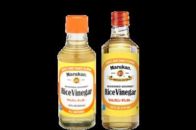 Marukan Rice Vinegar Seasoned Gourmet