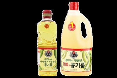 CJ Soybean Oil