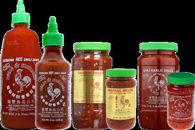 Huyfong Chilli Sauce
