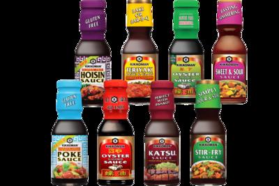 Kikkoman Sauces 12.6 Oz