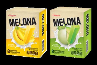 Binggrae Melona Ice Bar (8 Bars)