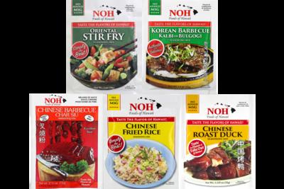 NOH Foods of Hawaii Mix