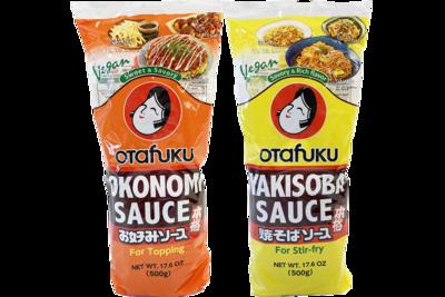 Otafuku Vegan Sauce 10.6oz