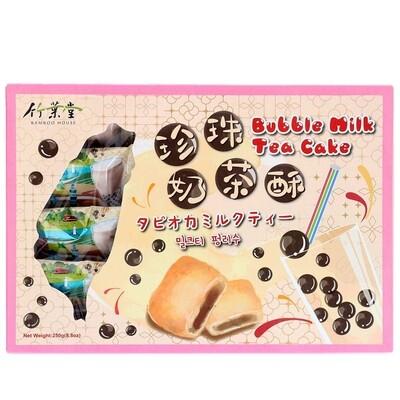 Bubble Milk Tea Cakes 8.8oz