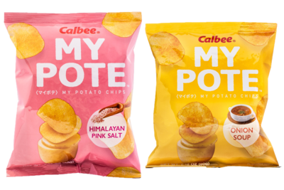 Calbee My Pote Chips 2.12oz