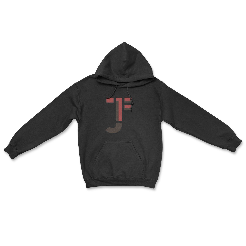 JTF Classic Hoodie (Black)