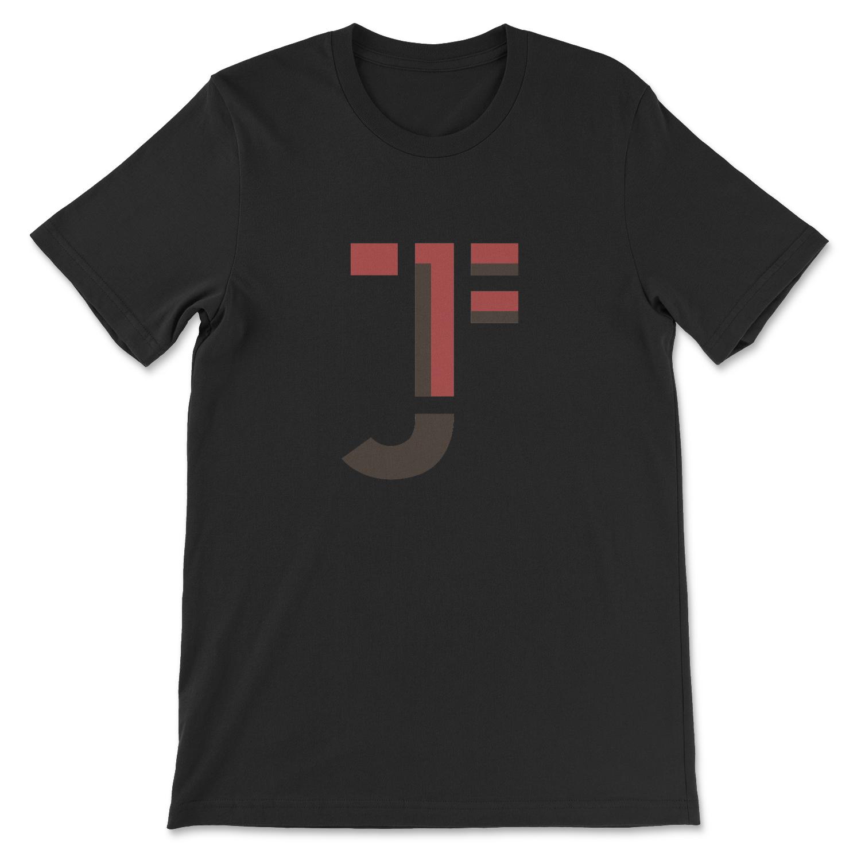 JTF Classic T-Shirt (Black)