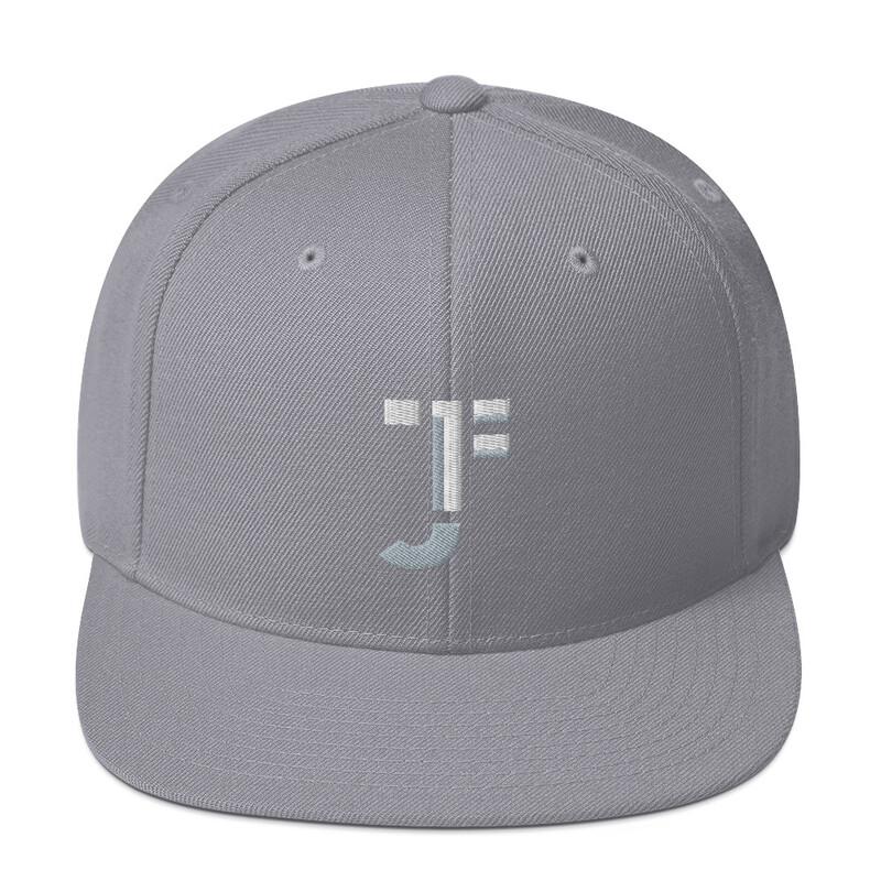 JTF Snapback Hat (Gray)