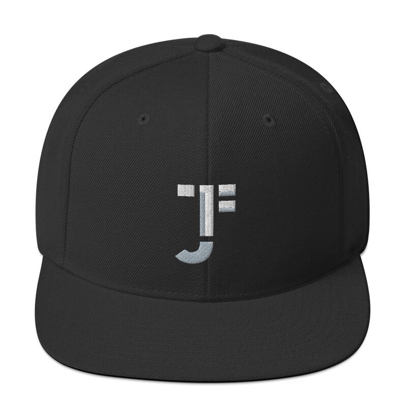 JTF Snapback Hat (Black)