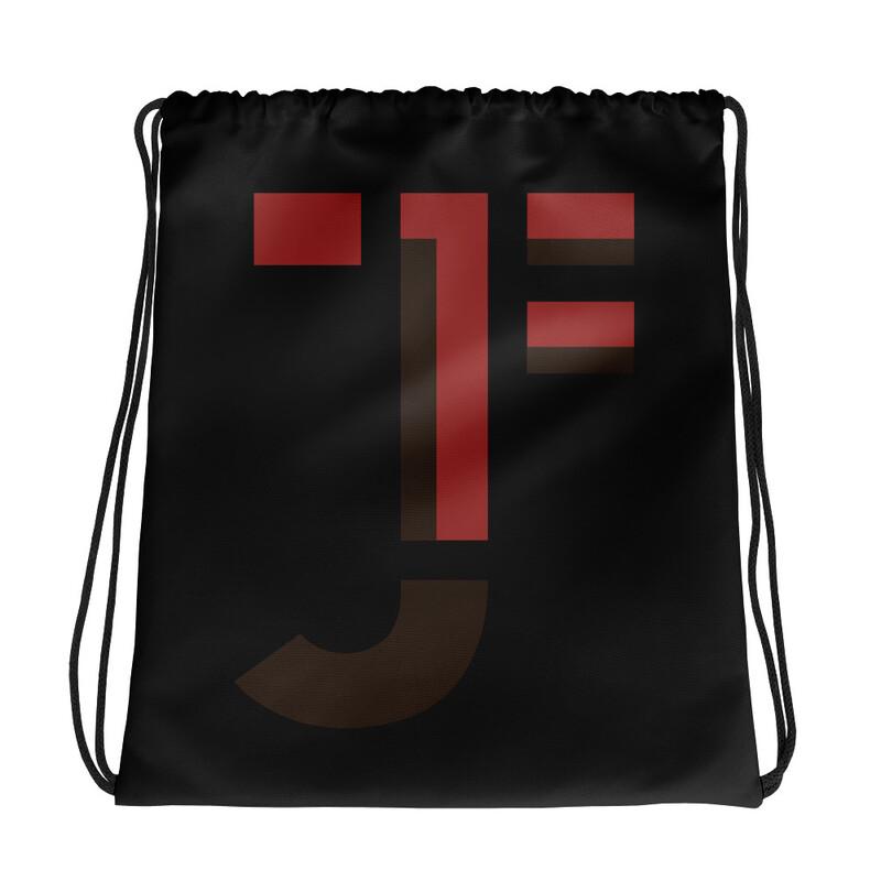 JTF Classic Drawstring Bag (Black)