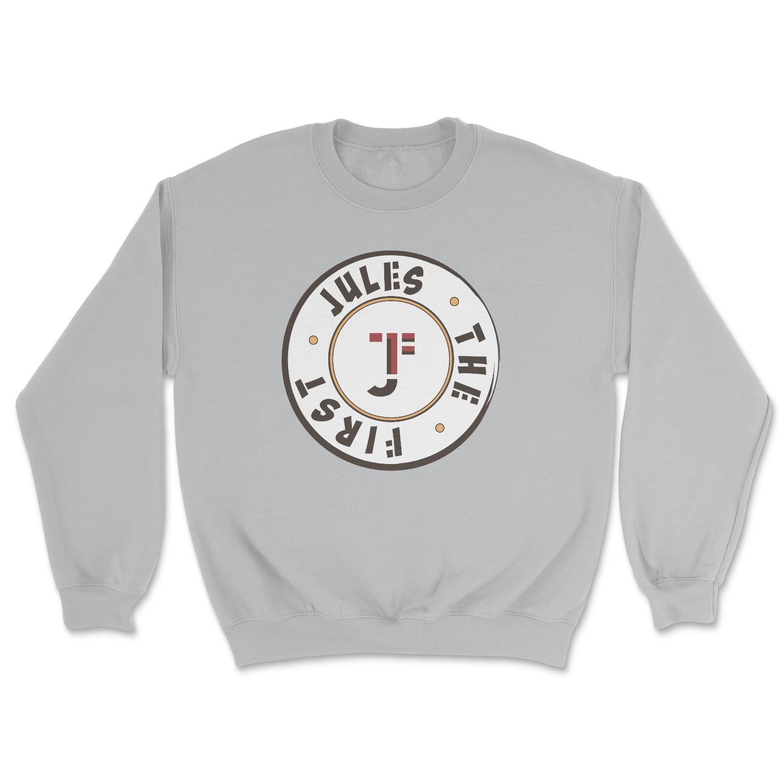 JTF Wheel Sweatshirt (Gray)