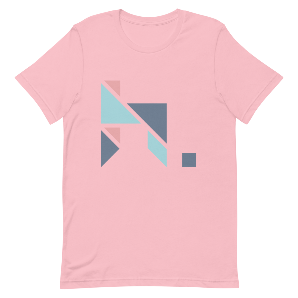 That's hymnn. T-Shirt (Pink)