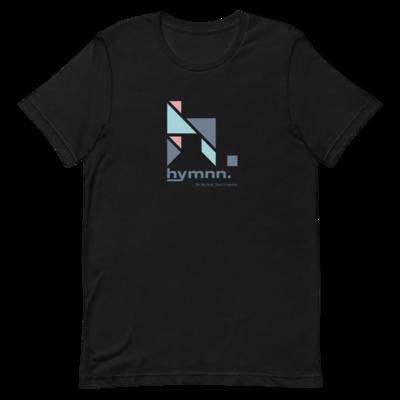 hymnn. Signature T-Shirt (Dark Gray)