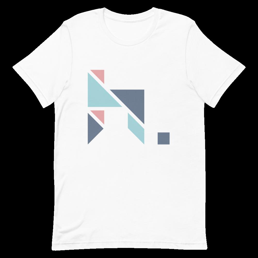hymnn. Logo T-Shirt (White)