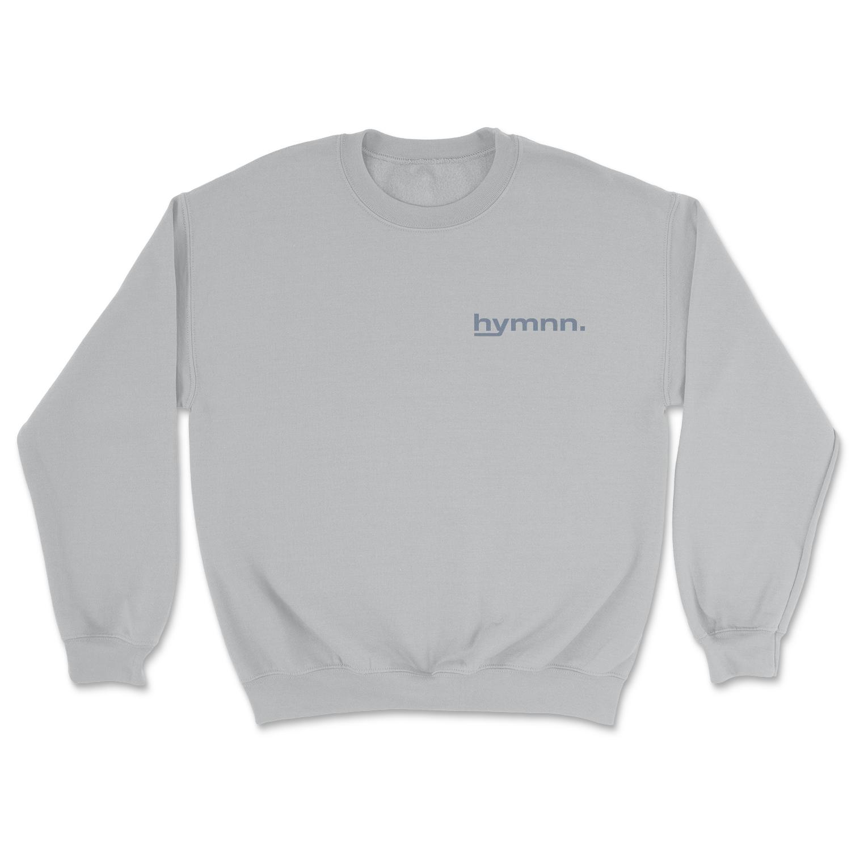 hymnn. Classic Sweatshirt (Gray)