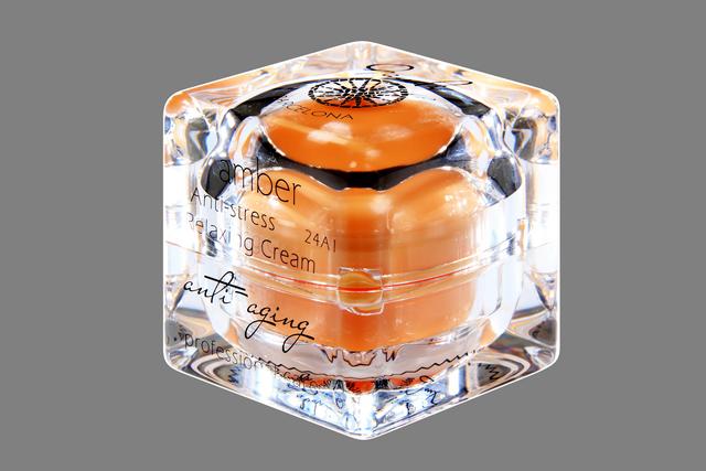 Amber Anti-stress & Relaxing Cream