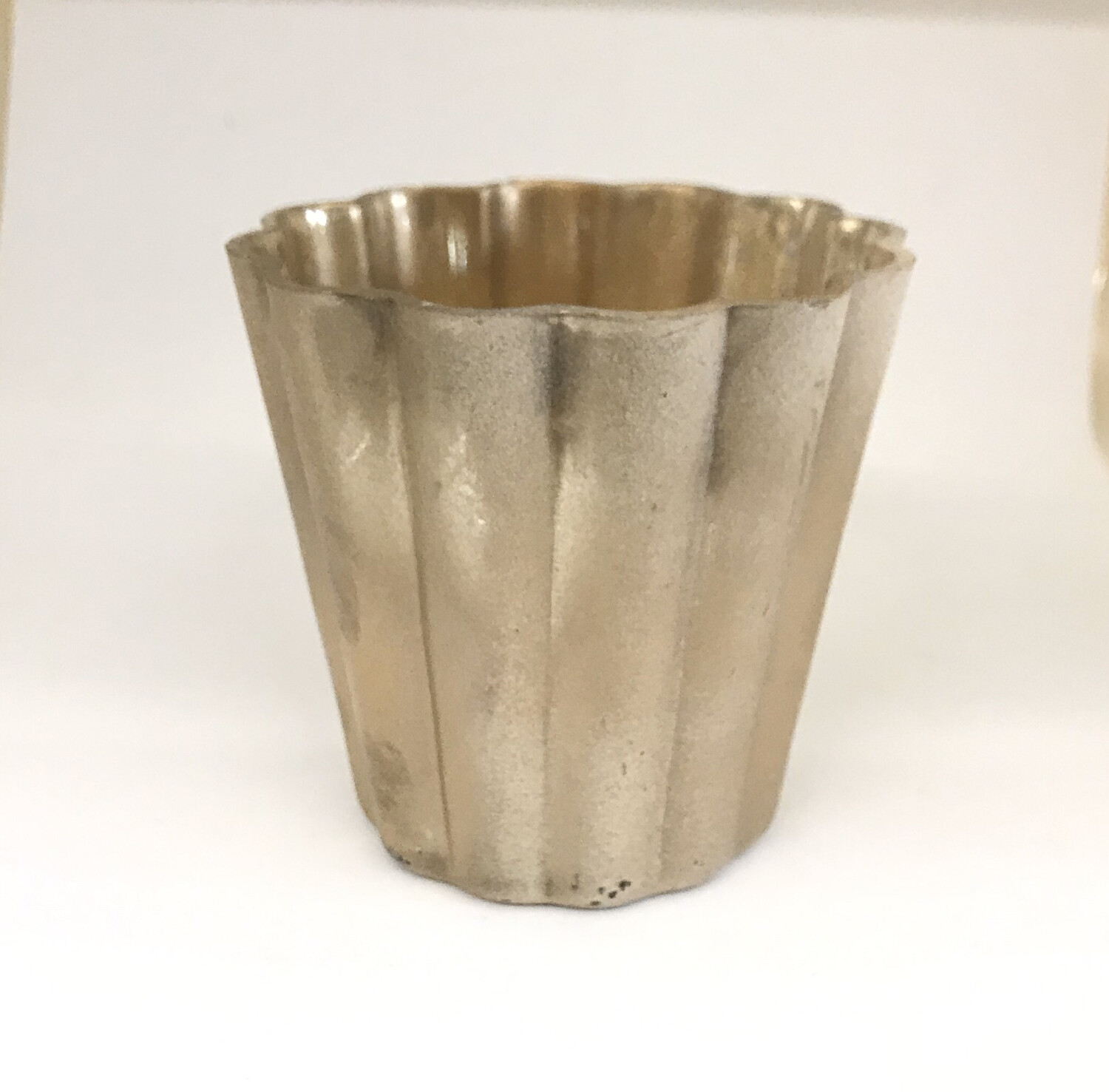 Champagne Glass Fluted Holder - Exhire