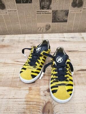 Sneakers tigrata