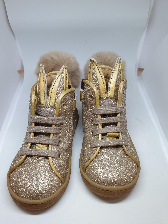 Sneakers coniglietto Ocra