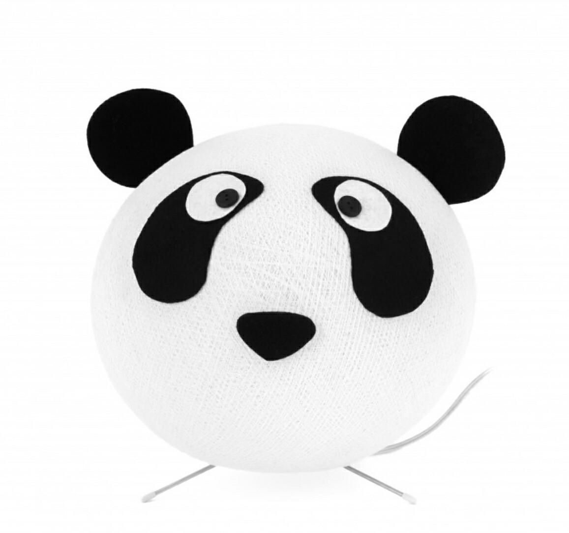 Lampada Panda Cobo