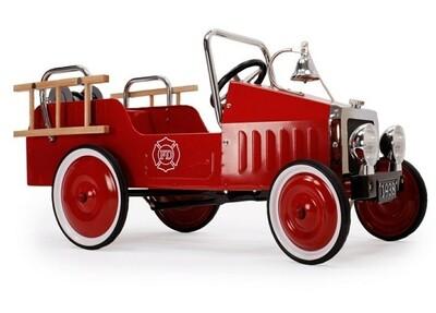 Macchina pompieri a pedali Baghera