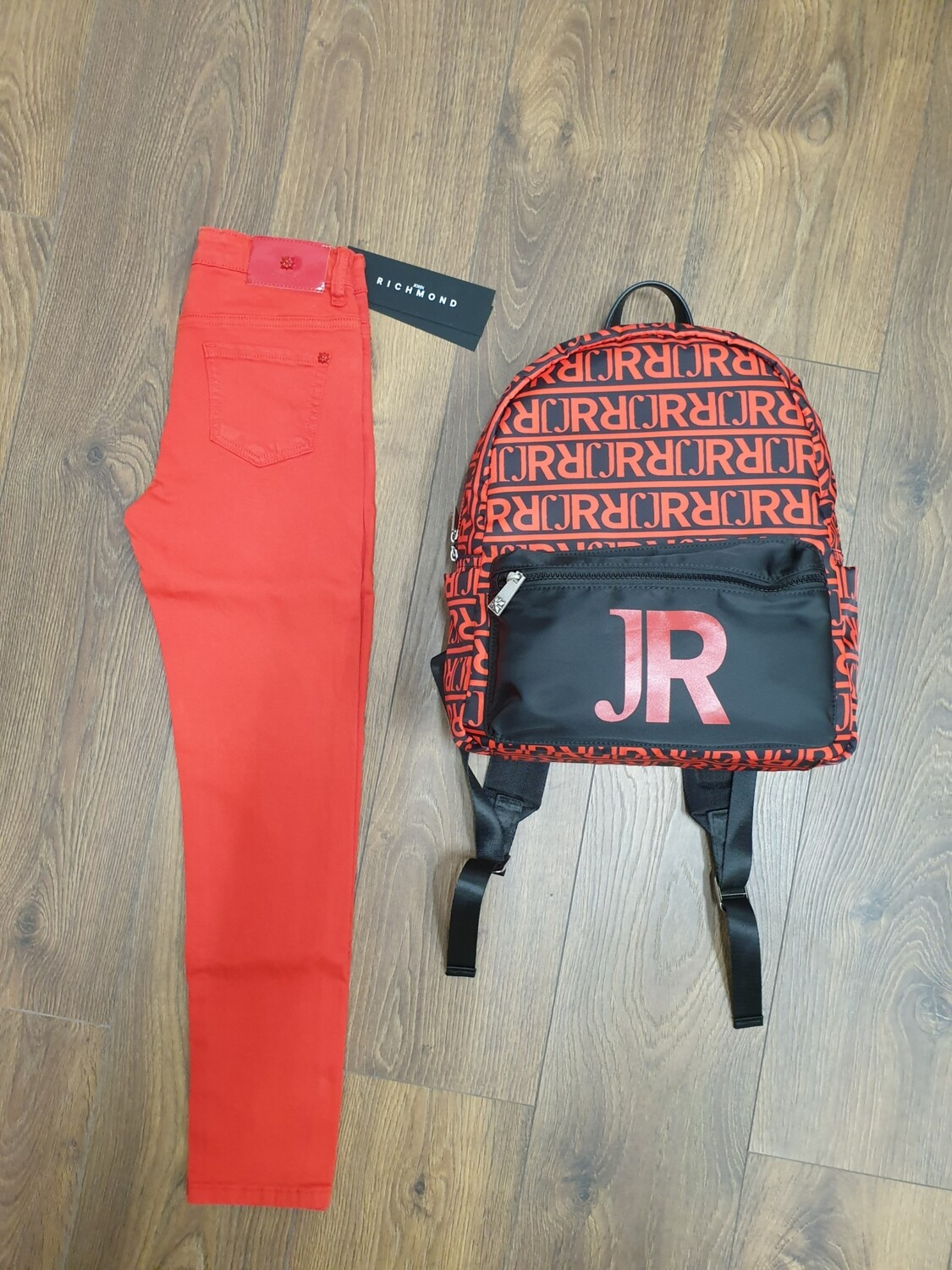 Completo Rouge Richmond