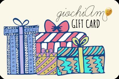 Gift Card Online&InStore