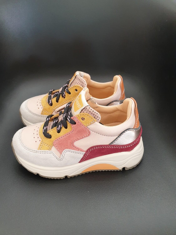 Sneaker running Ocra