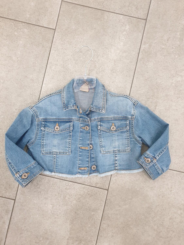 Giubbotto jeans Dixie