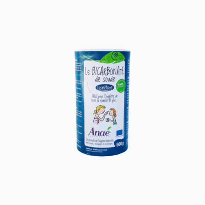 Bicarbonate cosmétique tube 500 gr