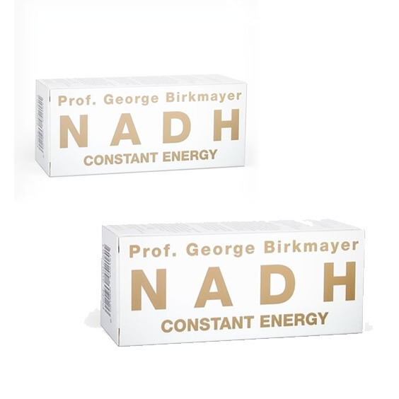 NADH Constant Energy (1+1)