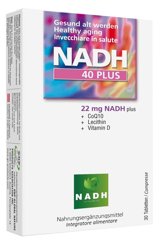 NADH 40plus