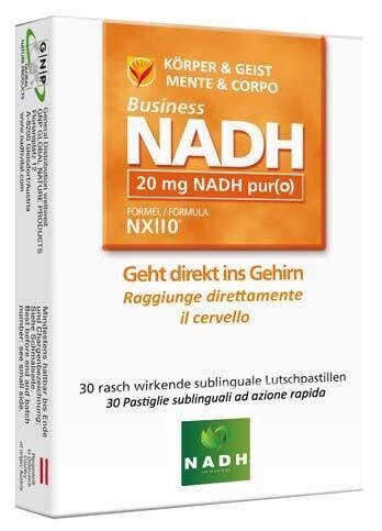 NADH BUSINESS