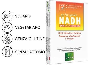 NADH plus BCAA amino-mix