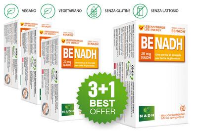 BENADH energia vitale (3+1)