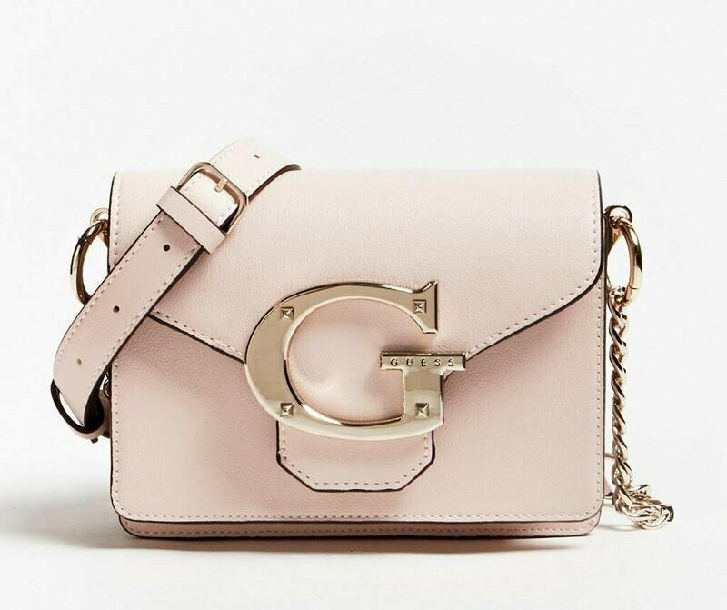 Мини дамска чанта Guess