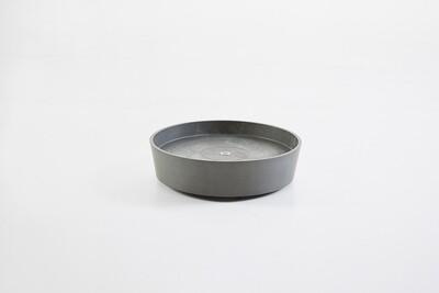 Ecopots Saucer Wheels Round 40 Grey